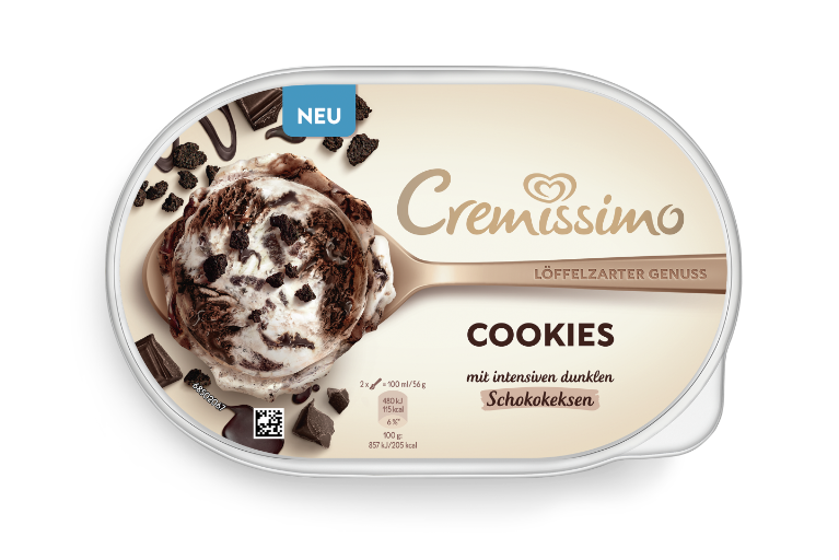 [Cremissimo Cookies]